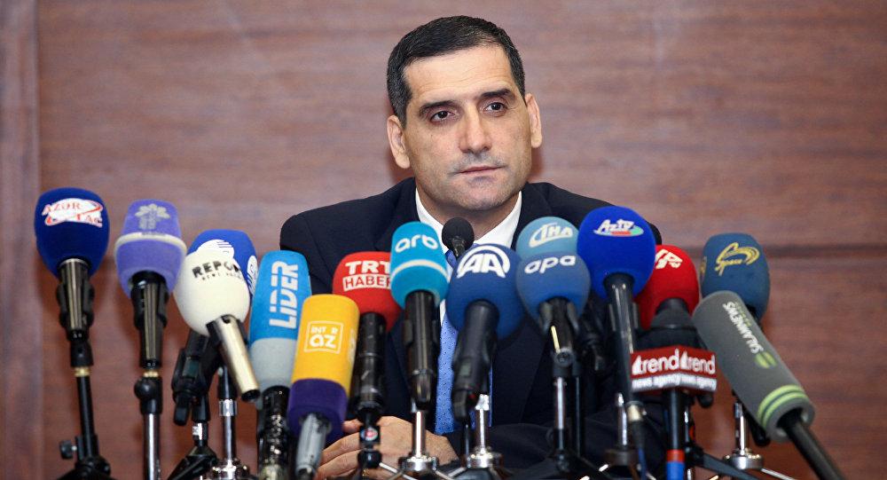 Посол Турции в Азербайджане Эркан Озорал