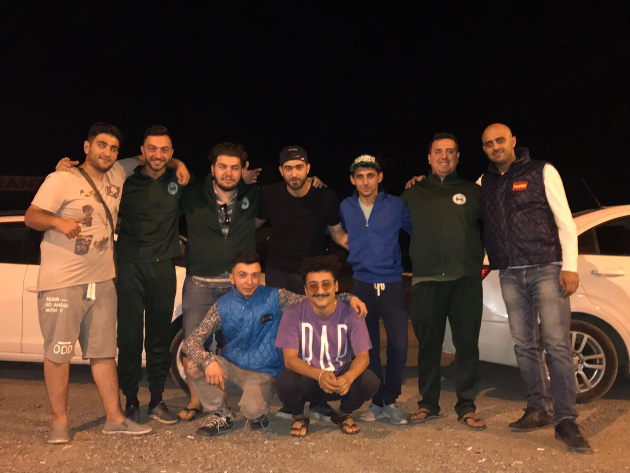 Команда Сборная Баку отправилась в город Светлогорск