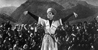 Mahmud Esambayev, arxiv şəkli