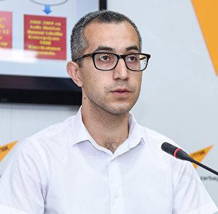 Kamran Əsədov, təhsil üzrə ekspert