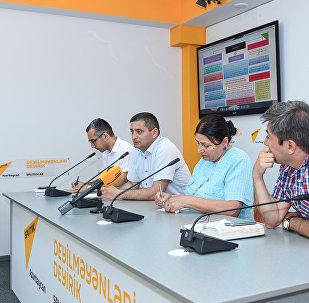Пресс-конференция, посвященная новым правилам приема на работу учителей и директоров школ