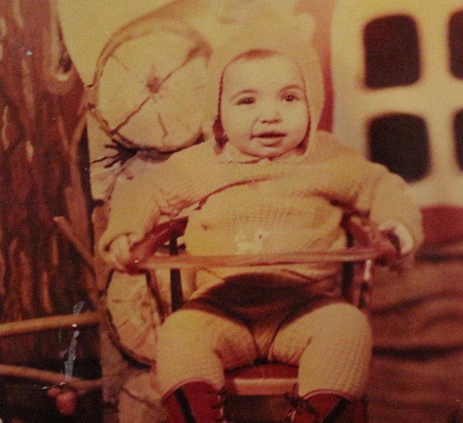 Дильгуша Мамедова удочерила Айнуру когда ей было 2 года
