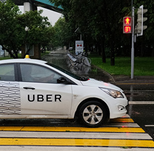 Taxi Uber, arxiv şəkli