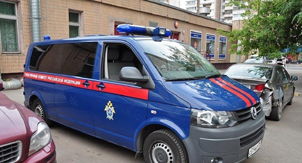 Машина СК у жилого дома на северо-востоке Москвы, фото из архива