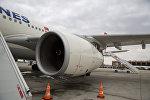 Самолет авиакомпании Turkish Airlines , фото из архива