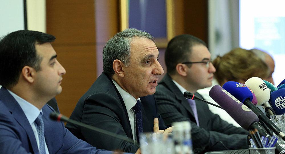 Заместитель генерального прокурора, начальник Главного управления по борьбе с коррупцией при генпрокуроре Азербайджанской Республики Кямран Алиев