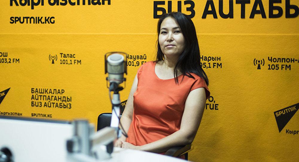 Ирена Байтанаева