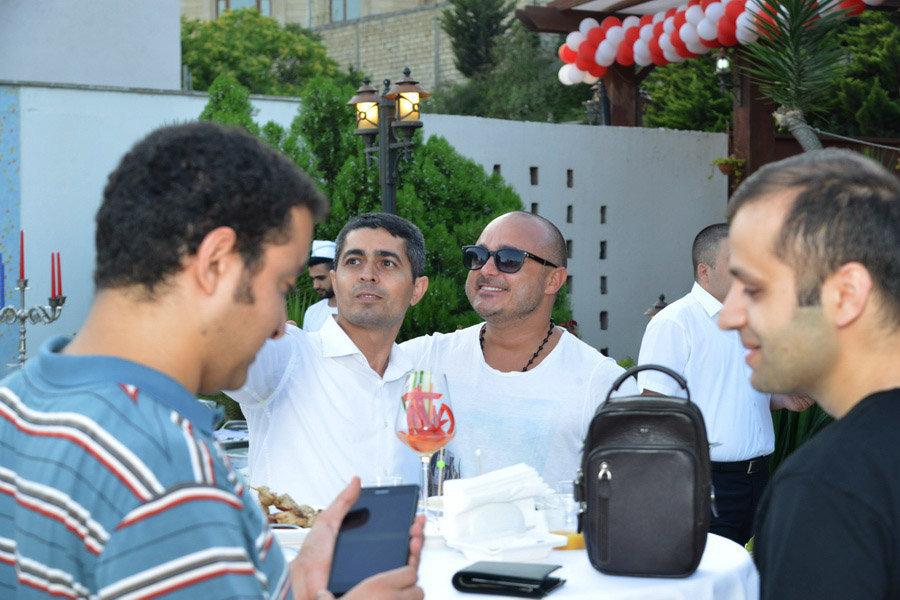Летняя вечеринка в отеле Excelsior Hotel & Spa Baku