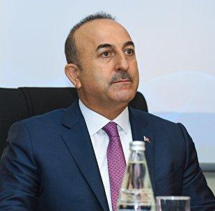 Türkiyənin xarici işlər naziri Mövlud Çavuşoğlu