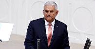 Глава турецкого правительства Бинали Йылдырым, фото из архива