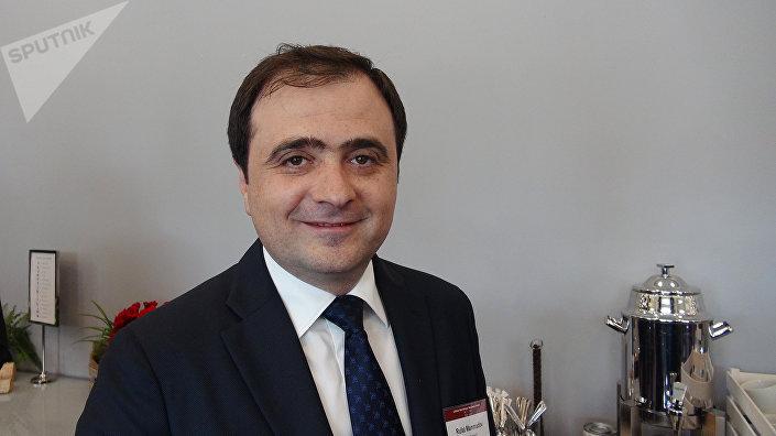 Президент фонда поощрения экспорта и инвестиций АЗПРОМО Руфат Маммадов