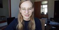 Белорусский видеоблогер Каролина Кононович