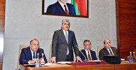 Расширенное заседание коллегии министерства финансов Азербайджана