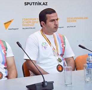 Пресс- конференция Сегодняшний день и перспективы трансплантологии в Азербайджане