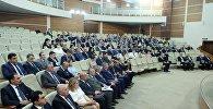 Заседание коллегии Государственного фонда социальной защиты Азербайджана