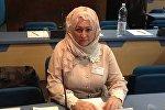 Председатель Союза мусульманок России Наиля Зиганшина