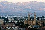 Турецкий сектор города Никосия, фото из архива