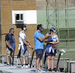 Чемпионат Европы по стрельбе, Баку, 22 июля 2017 года