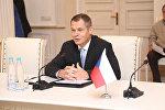 Посол Чехии в Азербайджане Витезслав Пивонька, фото из архива