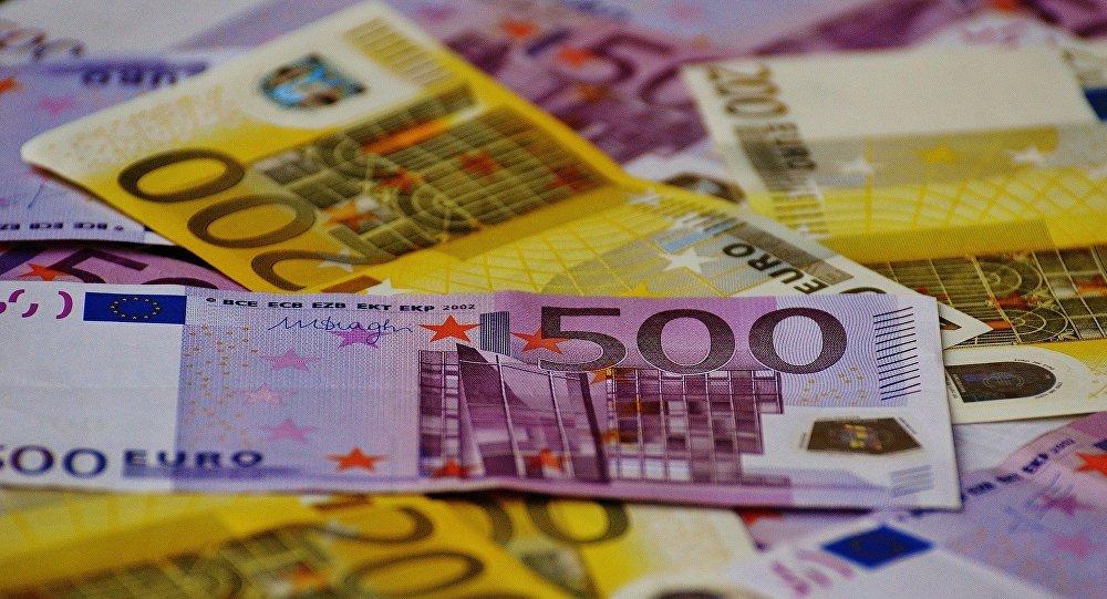 Евро, фото из архива