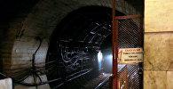 Туннель станции метро Эльмляр Академиясы