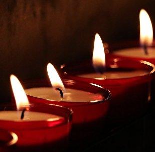 Свечи, фото из архива