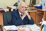 Директор института, депутат Милли Меджлиса Ягуб Махмудов