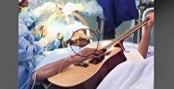 Индийский музыкант играл на гитаре семь часов