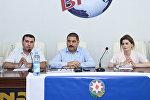 Пресс-конференция общественного объединения Биосфера