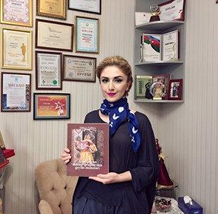 Гюльнара Халилова выпустила книгу Azərbaycan musiqi qruplarının geyım ənənələri (Традиции одежды азербайджанских музыкальных групп)
