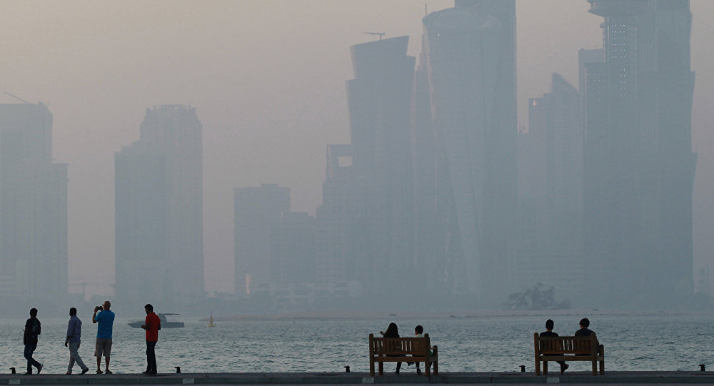 Доха, Катар, фото из архива