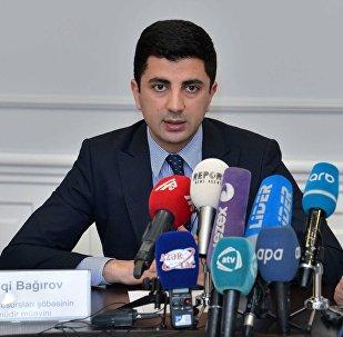 Заместитель главы отдела человеческих ресурсов министерства образования АР Эски Багиров