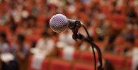 Микрофон, фото из архива