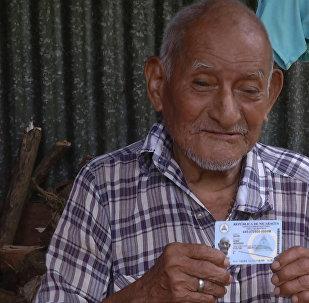 Долгожитель из Никарагуа