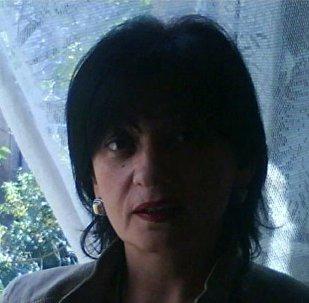 Политический обозреватель Sputnik Грузия Дали Садатиерашвили