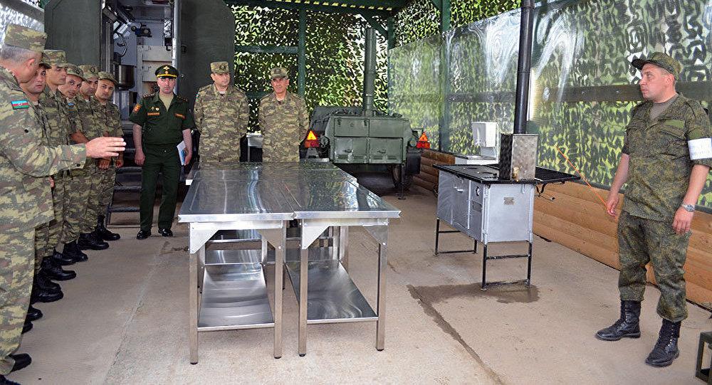 Военные международные игры одновременно пройдут в 5-ти государствах