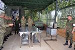 Военнослужащие ВС Азербайджана прибыли в Москву для участия в международном конкурсе Полевая кухня