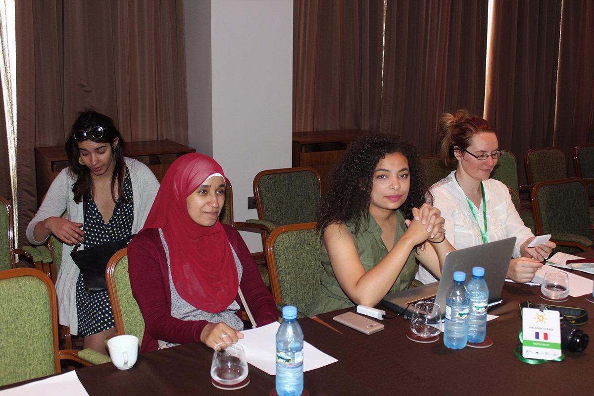 Третий рабочий день проходящей в Гахе пятой Международной школы Азербайджанского мультикультурализма