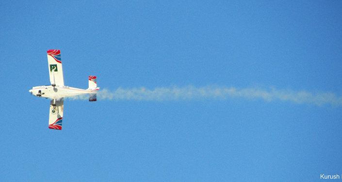 Учебно-тренировочный самолет Super Mushshak, фото из архива