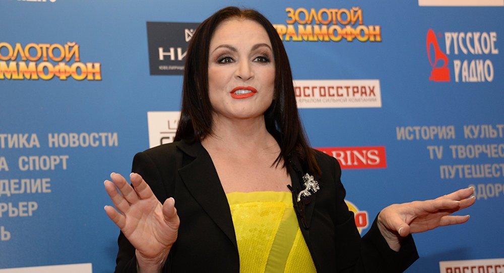 София Ротару переехала вАзербайджан сосвоей семьей изКрыма