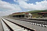 ЖД Баку-Тбилиси-Карс, фото из архива