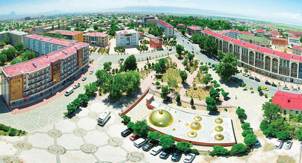 Naxçıvan şəhəri