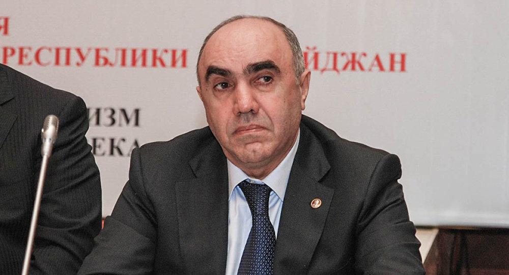 Генеральный прокурор Азербайджана Закир Гаралов