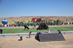 В Казахстане состоялась торжественная церемония открытия конкурсов Мастера артиллерийского огня и Снайперский рубеж