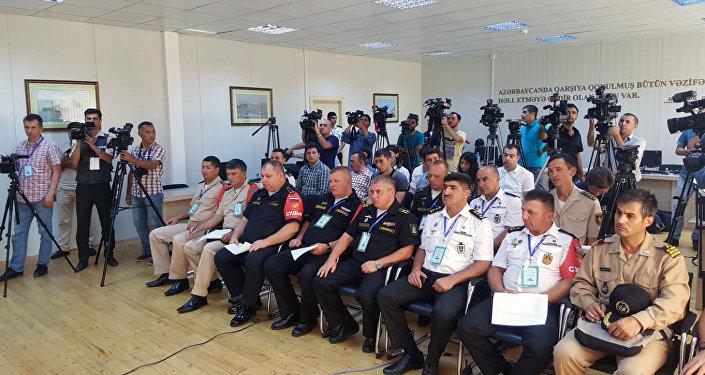 Команда Казахстана выступит 2-ой наконкурсе «Кубок моря-2017» вАзербайджанской столице