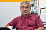 Кыргызский политолог Бакыт Бакетаев