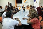 Круглый стол на тему Социально-психологические проблемы у женщин и пути их решения