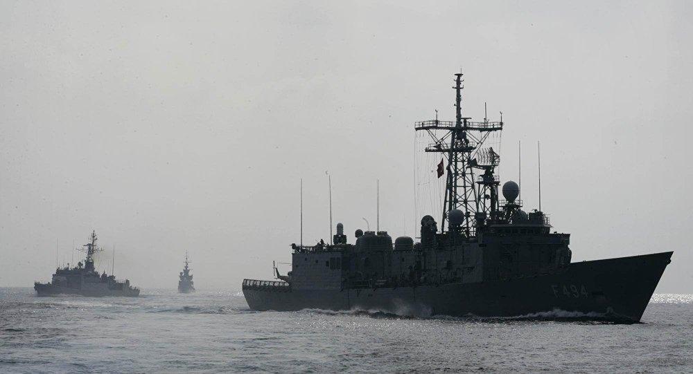 Турция иКатар готовятся ксовместным морским учениям