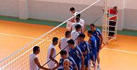 Cоревнования по волейболу между участниками конкурса Кубок моря - 2017