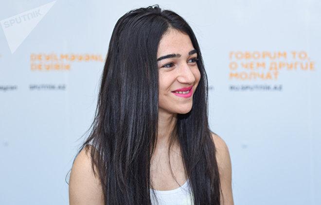 Сабина Азимова